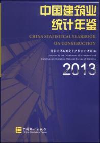 中国建筑业统计年鉴(2013)
