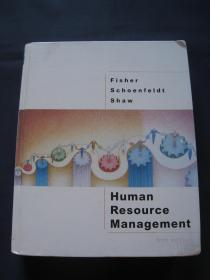 Human Resource Management(人力资源管理) 精装本 2003年美国印刷 英语原版