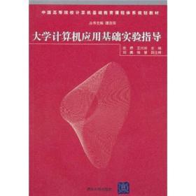 中国高等院校计算机基础教育课程体系规划教材:大学计算机应用基础实验指导