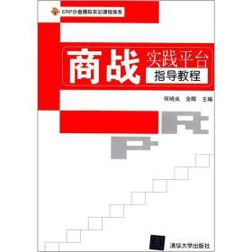 ERP沙盘模拟实训课程体系:商战实践平台指导教程