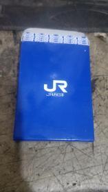 JR西日本 ----扑克带盒