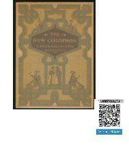 【包邮】The New Colophon: Volume II, Part Seven: A Book Collectors' Quarterly