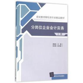 分岗位企业会计实务(上册)