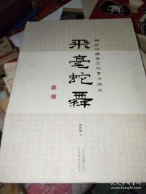 飞毫蛇舞 : 作者韩铁城签名