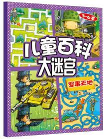 儿童百科大迷宫:军事天地