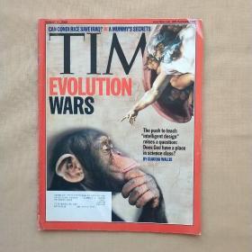 时代周刊 TIME 2005 august 15