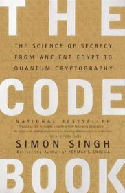 The Code Book:The Science of Secrecy from Ancient Egypt to Quantum Cryptography