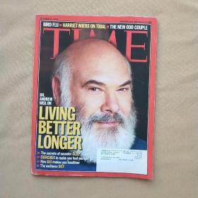 时代周刊 TIME 2005 october 17