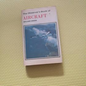 THE OBSERVER/S BOOK OF AIRCRAFT WILLAM GREEN