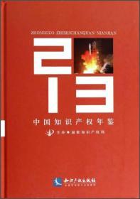 中国知识产权年鉴(2013)