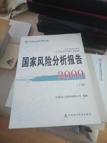 国家风险分析报告 2009(上、下)