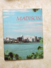 MADISON【英文原版画册】