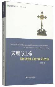 比较经学丛书·天理与上帝:诠释学视角下的中西文化交流