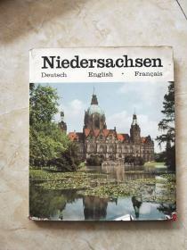 Niedersachsen【德英法 原版画册】