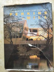 Perkins & Will: Selected and Current Works (The Master Architect Series, 5)英文原版设计书籍(精装、大16开)正版、现货