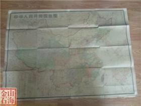 中国地图 2开