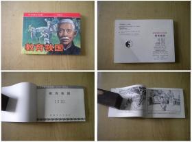 《教育救国》50开廖先悟绘,湖南2009.4出版10品,4985号,连环画
