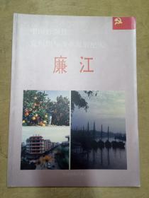中国百强县党组织与改革发展纪实——廉江