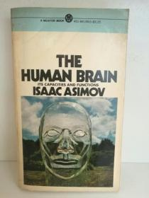 伊萨克·阿西莫夫 The Human Brain:Its Capacities and Functions by Isaac Asimov 英文原版书