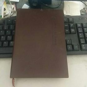 南开大学经济学院软皮笔记本(已实用)