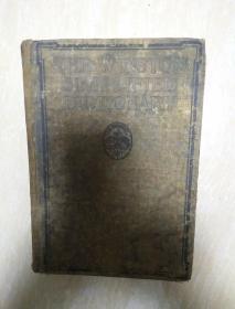THE WINSTON SIMPLIFIED DICTIONARY 温斯顿简化词典