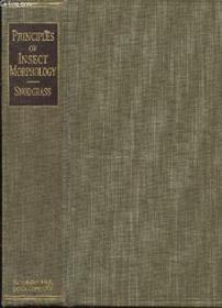 Principles Of Insect Morphology (zoological Science Publications)