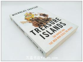 Treasure Islands 金银岛:避税天堂和偷窃世界的人 (Nicholas Shaxson)  英文版