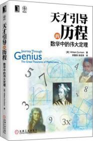 天才引导的历程 数学中的伟大定理