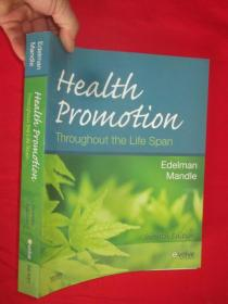 Health Promotion Throughout the Life Span          【详见图】