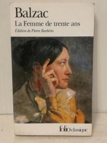 巴尔扎克:三十岁的女人 Honoré de Balzac:La Femme de trente ans (经典)英文原版书