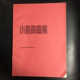 小奏鸣曲集/人民音乐出版社