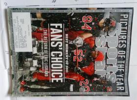 Sports Illustrated 英文体育画报杂志 2011/12/26 外文学习资料