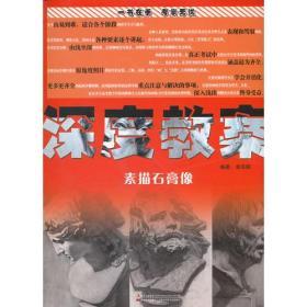 深度教案 素描石膏像 单东辉 吉林美术出版社 9787538655551