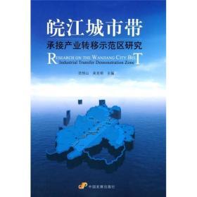 皖江城市带承接产业转移示范区研究
