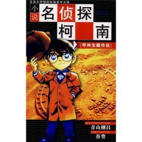 小说名侦探柯南:甲州宝藏传说