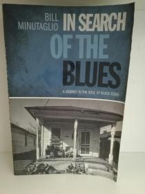 得克萨斯黑人与蓝调音乐 In Search of the Blues:A Journey to the Soul of Black Texas by Bill Minutaglio (美国黑人音乐)英文原版书