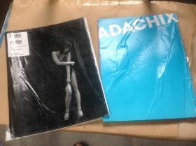 满就送 ,日本小魔女安达祐实写真集《ADACHIX》,有破损