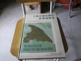 上海市浦东新区影像地图集