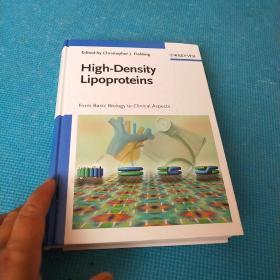 High-Density Lipoproteins