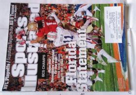 Sports Illustrated 英文体育画报杂志 2014/01/13 外文学习资料