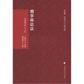 刑诉法学典存:刑事诉讼法