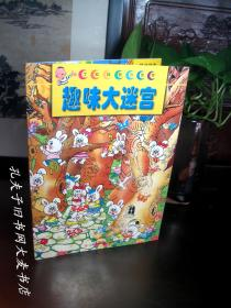 《丁呱呱智力世界:趣味大迷宫》一版9印