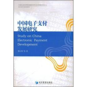 中国电子支付发展研究