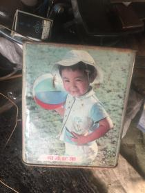 怀旧七八十年代  可乐糖果盒