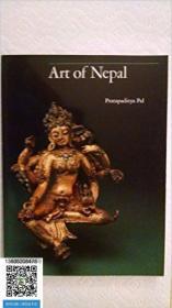 【现货 原版 包邮】1985年出版,作者Pratapaditya Pal;尼泊尔艺术 Art of Nepal: A catalogue of the Los Angeles County Museum of Art collection