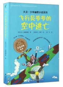 大卫.少年幽默小说系列:飞行员爷爷的空中逃亡