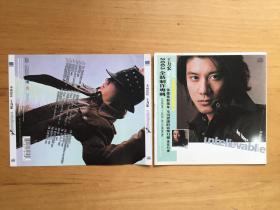 王力宏 不可思议    CD封面
