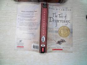 英文原版 The Tale of Despereaux