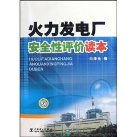 火力发电厂安全性评价读本