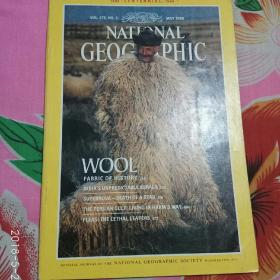NATIONAL GEOGRAPHIC:美国国家地理英文版1988年